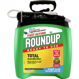 Roundup Pump and Go Weed Killer 5L