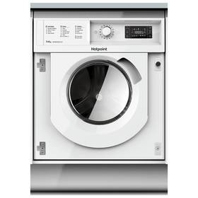 Hotpoint WDIL7148 Integrated 7KG 1400 Washing Machine -White