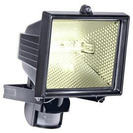 Argos Home 400W Black Floodlight & PIR