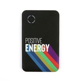 Active Life Happy Life Positive Energy Power Bank