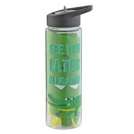 Adventure Is Out There Alligator Drinks Bottle & Bag