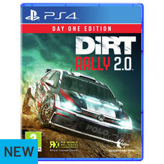 DiRT Rally 2.0 PS4 Game