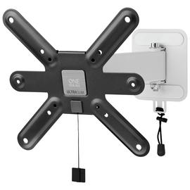 Ultra Slim Tilt and Swivel Up to 40 Inch TV Mount VESA