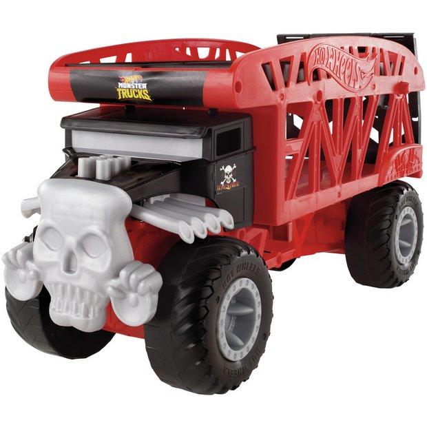 Buy Hot Wheels Monster Truck Hauler Toy Cars And Trucks Argos