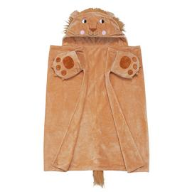 Adventure Is Out There Lion Snuggle Blanket