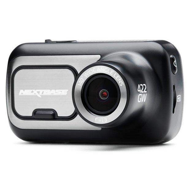 Nextbase 422GW Dash Cam with Alexa Enabled