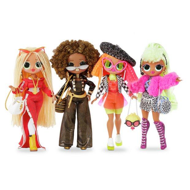 LOL OMG Fashion Doll LADY DIVA  20 Surprises  11 Inch Doll  IN HAND  Fast Ship