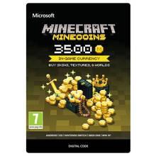 Minecraft: 3500 Minecoins Voucher Card