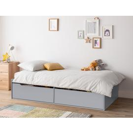 Argos Home Lloyd Grey Cabin Bed Frame