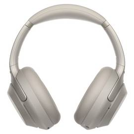 Sony WH-1000XM3 Wireless Noise Cancelling Headphones (30 Hours Battery Life, Quick Charge, Gesture Control, Ambient Sound Mode), Silver Best Price and Cheapest