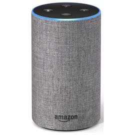 Amazon Echo (2nd generation) - Heather Grey