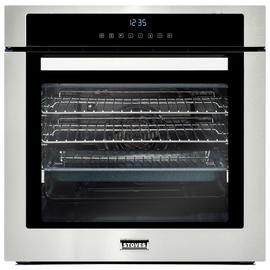 Stoves SEB602TCC Built In Single Electric Oven - S/Steel