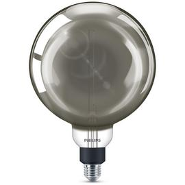 Philips LED Filament E27 6.5W (25W) Dim Giant Bulb + Cord