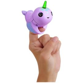 Fingerlings Narwhal Nelly - Purple