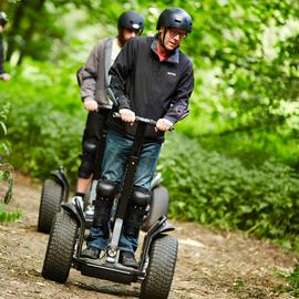 2 For 1 60 Minute Segway Experience For Two Gift Experience