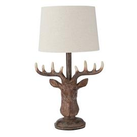 Argos Home Stag Head Table Lamp