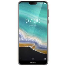 SIM Free Nokia 7.1 32GB Mobile Phone - Steel