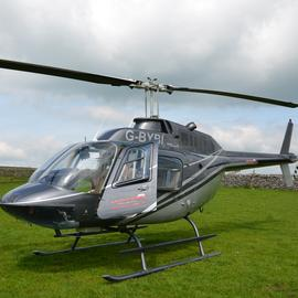 6 Mile Helicopter Tour With Bubbly For Two Gift Experience