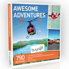 Buyagift Awesome Adventures Gift Experience