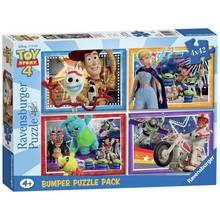 Disney Toy Story 4 42 Piece Jigsaw Puzzle - Set of 4