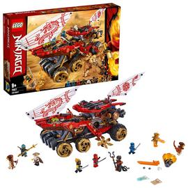 LEGO Ninjago Land Bounty Playset - 70677
