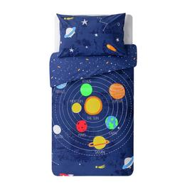 Argos Home Solar System Bedding Set - Single