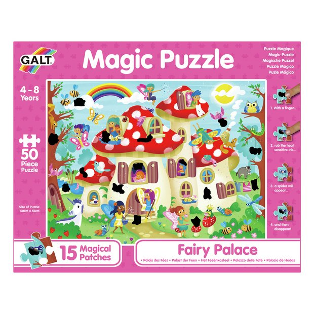 disney discover the magic puzzle