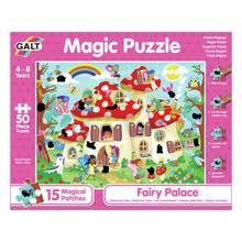 Galt Toys Fairy Palace 50 Piece Magic Puzzle