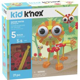 K'NEX Kids Safari Mates
