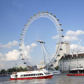 Buyagift Lunch Cruise On The Thames For Two Gift Experience