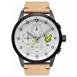 Lyle and Scott Men's Brown Strap Watch