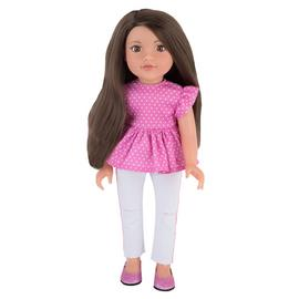 Chad Valley Desigafriend Summer Doll - 18inch/45cm