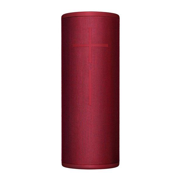 Buy Ultimate Ears MEGABOOM 3 Bluetooth Wireless Speaker - Red | Wireless  and Bluetooth speakers | Argos