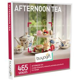 Buyagift Afternoon Tea Gift Experience