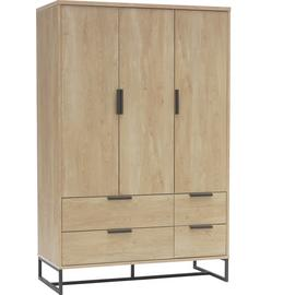 Argos Home Nomad 3 Door 4 Drawer Wardrobe