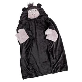 Adventure Is Out There Gorilla Snuggle Blanket