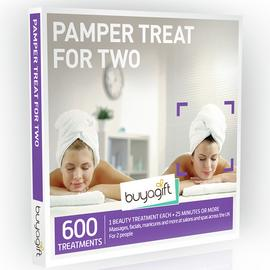 Buyagift Pamper Treat For Two Gift Experience