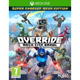 Override Mech City Brawl Super-Charged Edn Xbox One Game