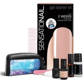 SensatioNail Nude Gel Starter Kit