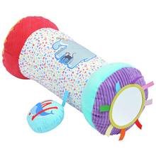 Chad Valley A-Z Animal Tummy Time Roller - Brights A-Z