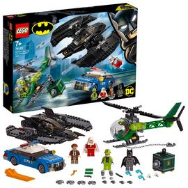 LEGO Batman Batwing and The Riddler Heist Toys - 76120