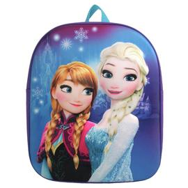 Disney Frozen Sisters 9.8L Backpack - Blue