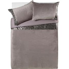 Argos Home Sequin Leopard Print Bedding Set - Kingsize
