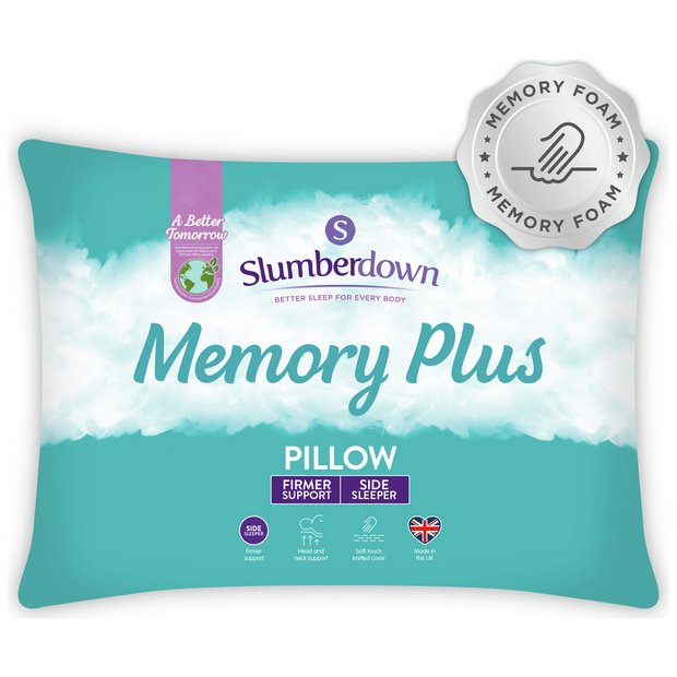 Memory Plus Pillow Slumberdown