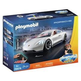 Playmobil 70078 The Movie Porsche Mission E
