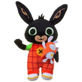 Light-up Talking Bing with Hoppity Soft Toy