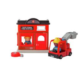 Chad Valley Tots Town - Fire Mega Set