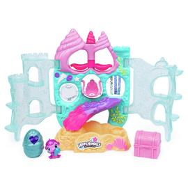 Hatchimals Coral Castle Playset