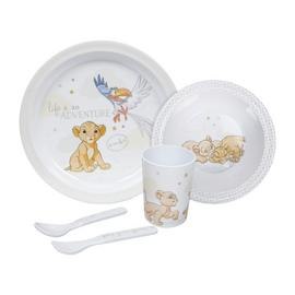 Magical Beginnings Melamine Crockery Set