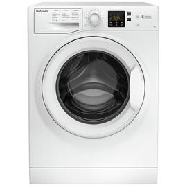 Hotpoint NSWM743UWUK 7KG 1400 Spin Washing Machine - White